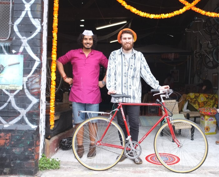 Restored single speed conversion with the magical Kunal (aka Supreme grandpoohbar Dosa Master).