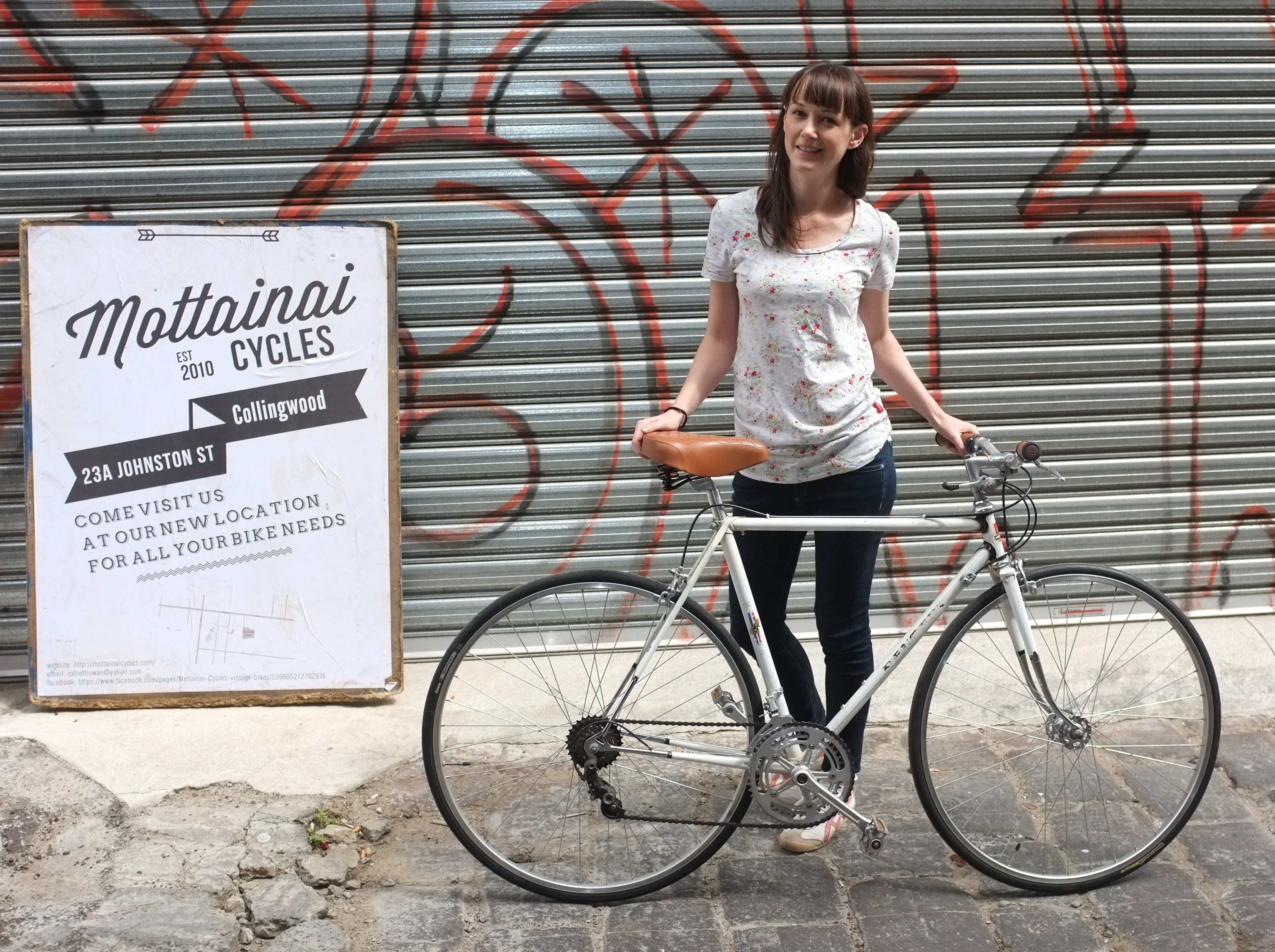 Melbourne vintage bicycle – mottainaicycles.com