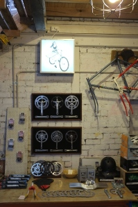 Some of our new parts for sale and a rad new lightbox