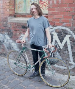 Another classic single-speed conversion. Happy riding, bro!