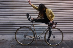 The unparallelled ecstasy of picking up a custom built bike made especially for you! (Bike Kungfu)