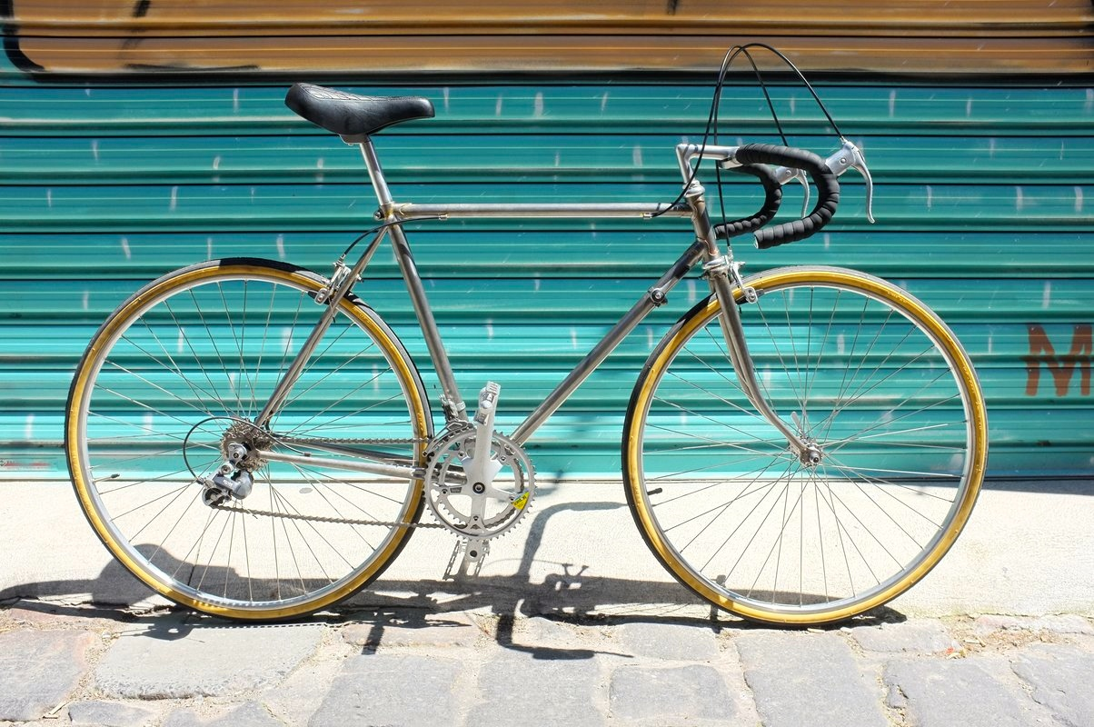 Custom built bicycles, vintage bikes and restorations…. Mottainai ...